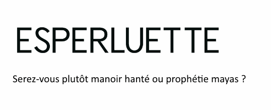 L'équipe Esperluette découvre les points forts de «La Prophétie Maya»